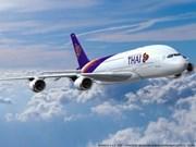 Pondrá en venta bienes de Thai Airways para paliar pérdidas