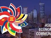 En saludo a Comunidad Económica de ASEAN