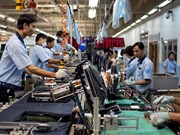 Producción industrial de Vietnam goza alto crecimiento