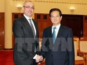 Premier vietnamita aboga por fomentar nexos con Eslovaquia