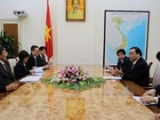 Vietnam estimula inversión japonesa en agro-silvicultura y acuicultura