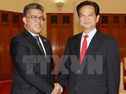 Premier vietnamita afirma continuará cooperación petrolera con Venezuela
