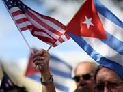 Emprenderán Cuba y Estados Unidos tercera ronda de negociaciones