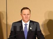 Vietnam y Nueva Zelanda ante oportunidades de ampliar cooperación