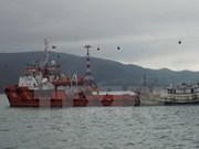 Vietnam y China negocian sobre cooperación para desarrollo mutuo en el mar