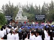 Vietnam recuerda a víctimas de la masacre Son My