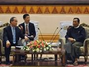 Vietnam espera aumentar cooperación integral con Myanmar