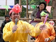 Presentará este mes Vietnam expediente de Bai Choi ante UNESCO