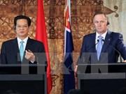 Premier vietnamita concluye con éxito gira por Australia y Nueva Zelanda