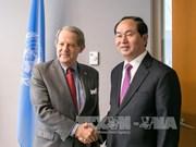 Vietnam ratifica respaldo a estrategias y programas de acción de ONU