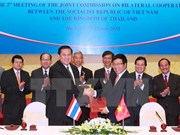 Vietnam y Tailandia hacia comercio de 15 mil millones de dólares
