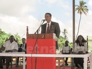 Vietnam, representante de comunidad francófona en Mozambique