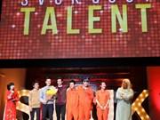 Talento vietnamita brilla en concurso estudiantil en Reino Unido