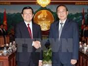 Cooperación Vietnam- Laos: elemento decisivo para desarrollo mutuo