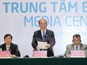Efectúan conferencia de prensa sobre agenda de IPU