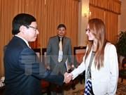 Exhortan facilitar inversiones vietnamitas en México
