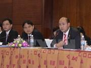 Parlamentarios jóvenes proponen medidas para resolver asuntos globales