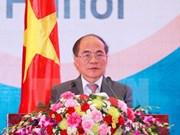 IPU concluye su asamblea con adopción de Declaración de Hanoi