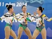 Logra Vietnam hazaña alentadora en Copa Mundial de Aeróbic