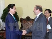 Argelia concede prioridad a relaciones económicas con Vietnam
