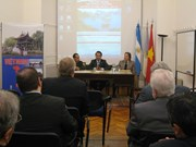 Coloquio sobre integración económica de Vietnam en Argentina