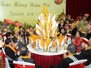 Actividades en saludo a nuevo año de países asiáticos en Hanoi