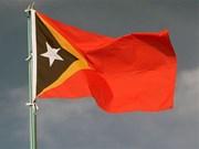 Timor Leste listo para adherirse a la ASEAN