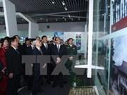 Líder partidista vietnamita concluye visita a China