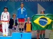 Vietnam gana medalla de oro en el Mundial Juvenil de Pesas