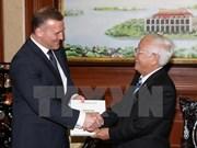 Vietnam y Estonia amplían relación de cooperación
