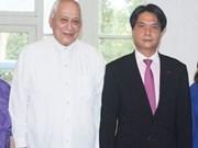 Vietnam y Samoa intensifican relaciones de amistad y cooperación