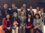 Intensifica Teatro de Drama vietnamita cooperación internacional