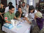 Intensifican Vietnam y Singapur cooperación en medicina militar