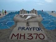 Ampliarán zona de búsqueda del MH370