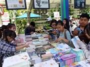 Abre Festival de Libros en Biblioteca Nacional en Hanoi