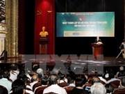 Asociación periodística de Vietnam conmemora fundación