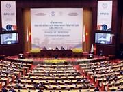 Diputados belgas resaltan éxito de IPU-132 en Vietnam