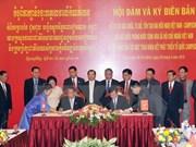 Vietnam y Cambodia restaurarán monumentos de amistad bilateral