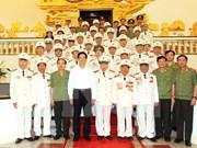 Vietnam recuerda sacrificios de cuadros por liberación del sur