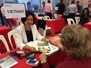 Participa Vietnam en Ronda de Negocios 2015 Arrecifes en Argentina