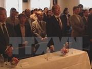 Vietnamitas en Japón conmemoran aniversario 40 de reunificación nacional