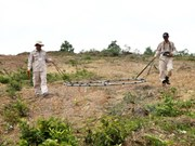 Edifica Vietnam centro para mitigar consecuencias de bombas