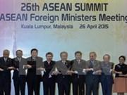 Emite XXVI Cumbre de ASEAN declaración sobre asuntos del Mar Oriental