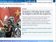 Abunda prensa argentina noticias sobre Vietnam