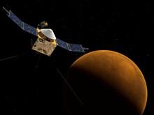 [Galería] NASA halla agua líquida en Marte