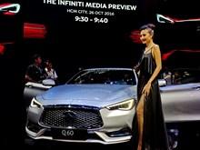 [Fotos] Exhibición Internacional de Automóviles de Vietnam 2016