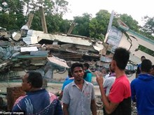 Al menos 52 muertos por terremoto en Indonesia