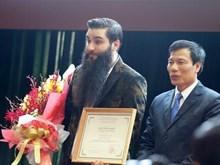 Director de Hollywood nombrado como embajador turístico de Vietnam