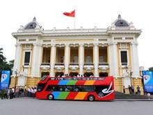 [Fotos] Hanoi pondrá en marcha servicio de autobuses de dos pisos