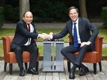 [Fotografía] Primer ministro de Vietnam visita Países Bajos